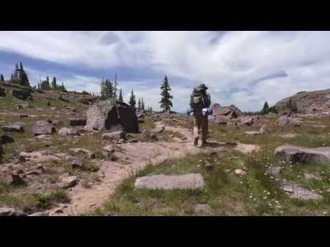 Footslog Through Utah Project Part 4: High Uintas Highline Trail