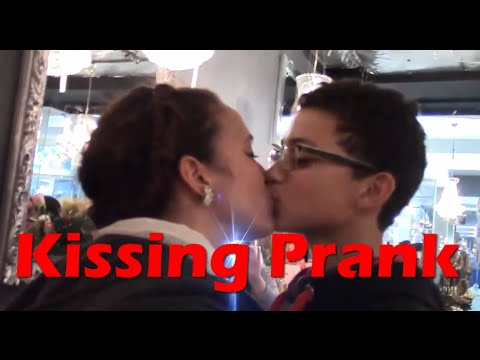 Kissing Prank - Teenage Edition/ South Africa
