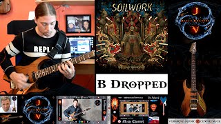 SOILWORK - Let This River Flow (Guitar performance by Jan Výborný) (2013)