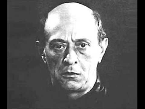 Arnold Schoenberg - Farben for Choir