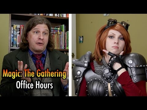 Magic: The Gathering Office Hours - Chandra Nalaar