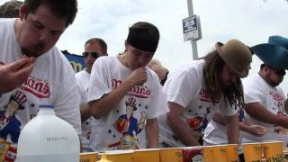 2011 Nathan's Hot Dog Eating Contest Qualifier, Hawthorne CA