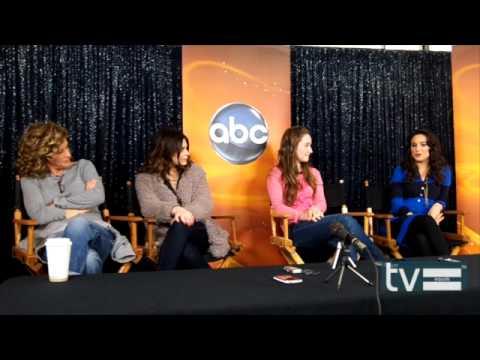 Interview: The Women of 'Last Man Standing' Speak