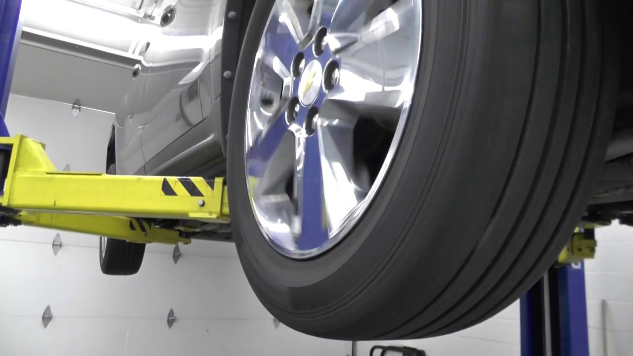 2012 Chevy Equinox Tire Cupping Causes Noise Youtube
