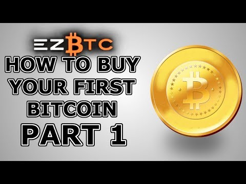 🔵How To Buy Your First Bitcoin Part 1: Signing Up And Depositing
