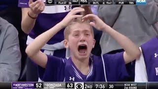 Northwestern Kid Crying