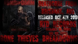 "Tomb Of Doom ""Bone Thieves"" Cd Breakdown Series (New 2013) HD"
