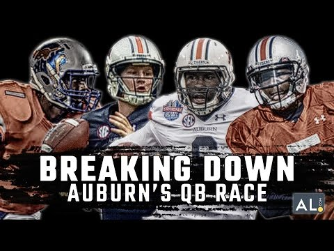 Jason Campbell breaks down Auburn