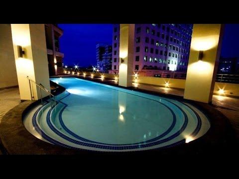 Mandarin plaza hotel cebu philippines allgreathotels - Mandarin hotel cebu swimming pool ...