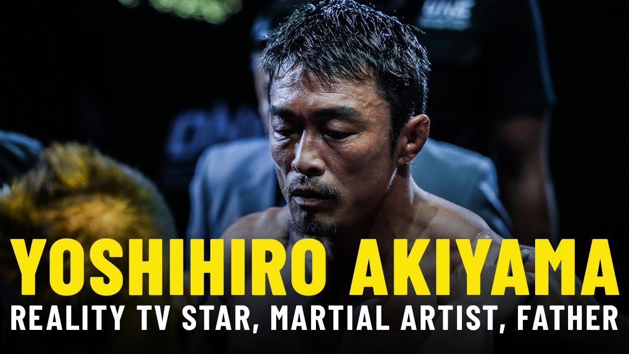 Yoshihiro Akiyama: Reality TV Star, Martial Artist, Father