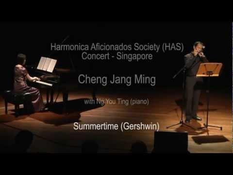 Cheng Jang Ming - HAS Concert - 13/12/2011