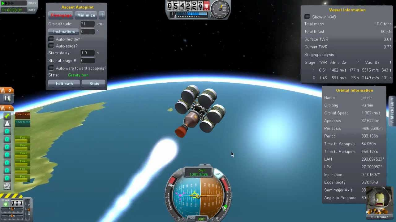 kerbal space program nuclear engine - photo #1