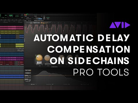 Side Chaining in Pro Tools — What is it and How to Use It