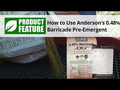 How To Use Andersons 0 48 Barricade