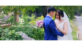 Wedding Day Talgat & Karlygash by Bekmurza Brothers +77012557317
