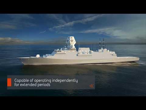 The Global Combat Ship for Australia