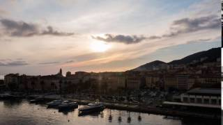 Sunset At Corsica