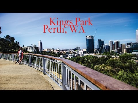 Kings Park, Perth Western Australia