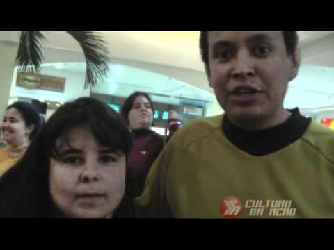 Star trek Pre estreia Nova America Del Castilho RJ A F E R J Academia da Frota Estelar Rio de Janeiro joana castro edicao