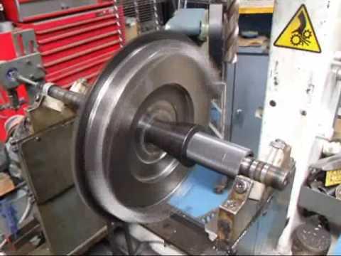 Subaru Flywheel Lightening And Balancing Youtube