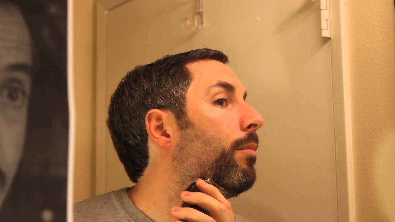 How to trim your beard like tony stark