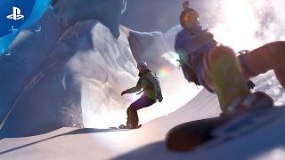 Steep - Alaska DLC Teaser Trailer | PS4