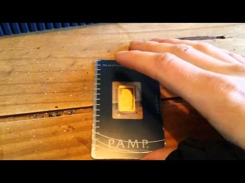 Extra 3.5 grams a full gold stack video