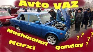 Авто Ваз нархлари билан Танишинг ! Бугун# Самарканд авто бозор
