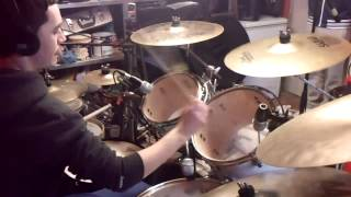 The Prodigy-Invaders Must Die (drum cover)