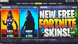 "*NEW* FREE Fortnite ""Fate"" SKIN + ""Fated Frame"" GAMEPLAY! How To Get Fate + Fated Frame FOR FREE!"