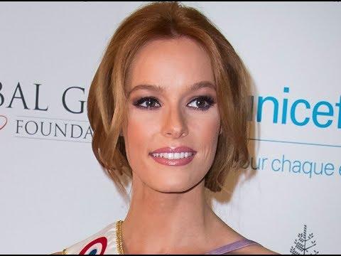 Photos  Maeva Coucke  Miss France 2018 féérique au Global Gift Gala