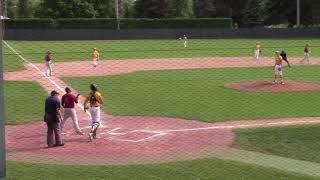 Nathan Zavalney Baseball Highlights