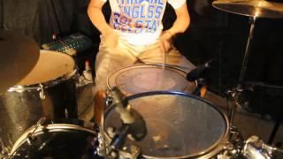 Viscy Erva - Blink 182 - Dogs Eating Dogs (Drum Cover)