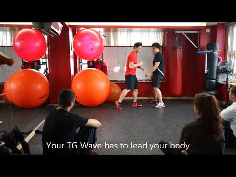TG Wave lesson - One motion(DK Yoo)