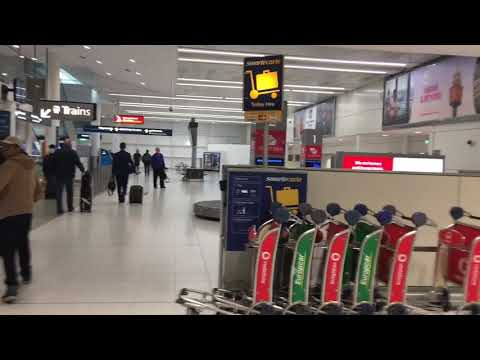 Where Is The Pick Up Zone In Sydney Domestic Airport T2?