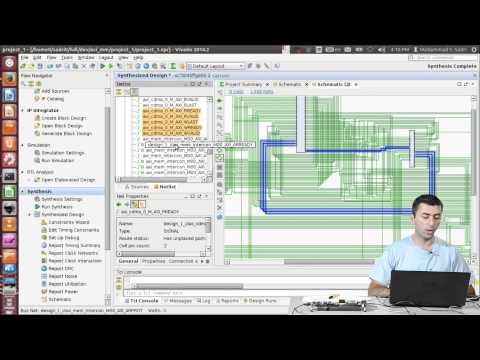 AXI Memory Mapped Interfaces & Hardware Debugging in Vivado (Lesson 5)