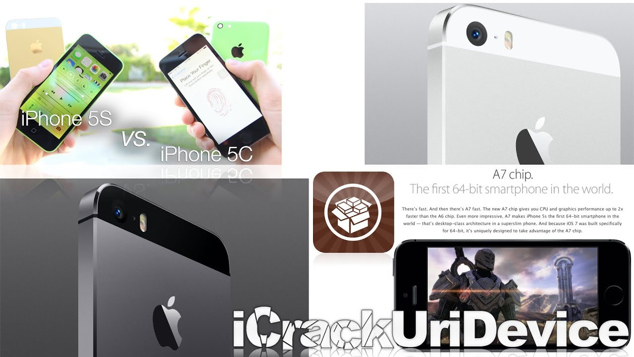 Upcoming iOS 7 Jailbreak 7.0.2 Untethered Utility, iPhone 5S Review, Latest iOS 7 Changes, 5S &