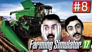 PİSTON AŞŞAA İNDİ! | Farming Simulator 17 Türkçe #8