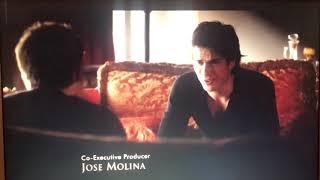 When Stefan tells Damon about the sire bond