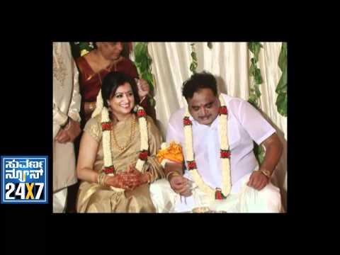Seg_3  ''Ambarish celebrating 'Shasti'  - Ambarish the 60 years birthday boy - Suvarna News