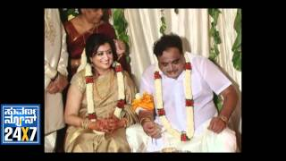 Seg_3  ''Ambarish celebrating 'Shasti'  - Ambarish the 60 years birthday boy - Suvarna News