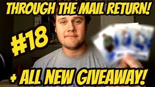 Through the Mail Return #19 - Bill Guerin, Vincent Damphousse, and NEW GIVEAWAY! | Auddie James