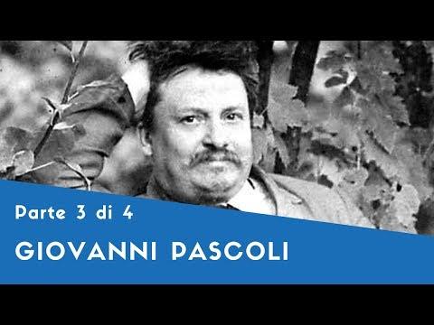 Giovanni Pascoli - Parte III (
