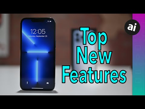 Top New Features of iPhone 13 Pro!