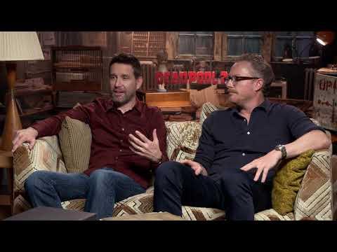 Deadpool 2 Interview: Screenwriters Rhett Reese and Paul Wernick