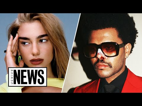 Why The Weeknd & Dua Lipa Sound Like The 80s | Genius News