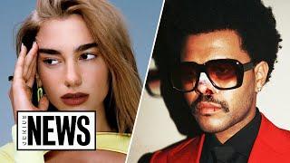 Why The Weeknd & Dua Lipa Sound Like The 80s | Genius News