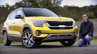 2021 Kia Seltos first-drive review
