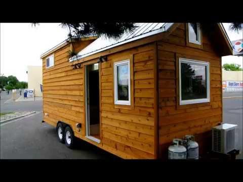 24 foot turkey flats tiny house by rmth youtube for 24 ft tiny house