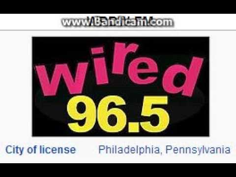 WRDW-FM Wired 96.5 Philadelphia, PA TOTH ID at 5:00 p.m. 5/24/2014